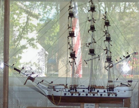 PORNCHAI MOONTRI MODEL SHIP BUILDING 00